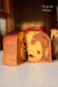 Integrated With Sourdough Panettone