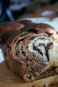 Romanian Sweet Bread Cozonac