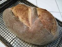 San Francisco Sourdough From Larraburu's Recipe
