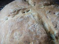 Greek Olive And Feta Bread