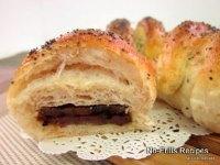Bak Kwa rolls