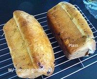 Old-fashioned Raisin Bread