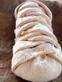 Jamie Oliver´s party bread