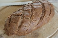 Walnut Rye Sourdough