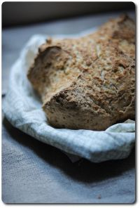Soda Bread With Elizabeth David