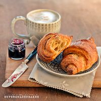 Quick-method Croissants