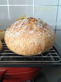 Hamelman's 5 Grains Bread With RYW And CY