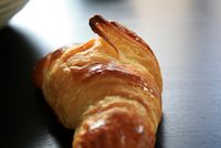 Sourdough Croissants