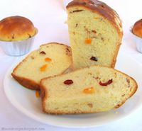 Panettone - A Low(er) Fat, Quick Version!
