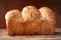 Tangzhong Whole Wheat & Rye Bread