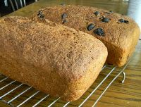 Cracked Wheat Bread, Two Ways