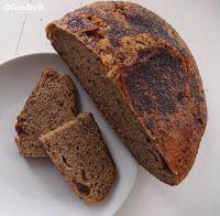 Protein Bread W. Yogurt, Linseeds, Olives, Mustard