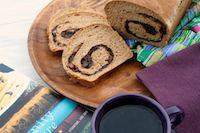 Prune Walnut Swirl Bread