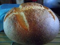 Ricotta Bread (Sourdough)