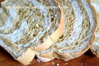 Green Tea Swirl Loaf