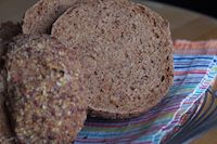 Flax Seed Rools - Leinsamen Br??tchen