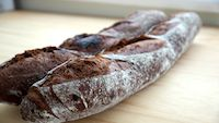 Chocolate Baguette