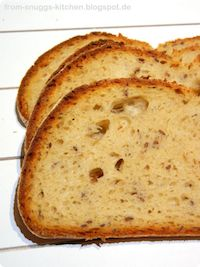 Chestnut Bread / Maronenbrot