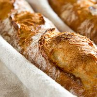 Baguette With T65 Flour