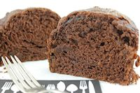 Chocolate Prune Bread