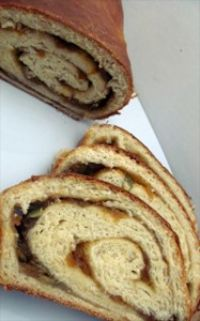 Fig Swirl Loaf