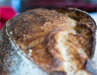 High Hydration Sourdough Bread