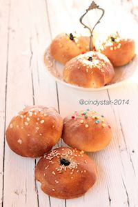 Hobza Ta 'San Martin - St. Martin's Bread