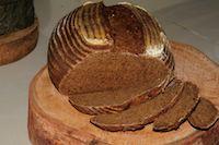 Dark Rye Bread With Borodino