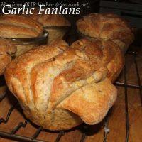 Garlic Fantans