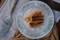 Cinnamon-Sugar Or Orange Marmalade Fantan Rolls