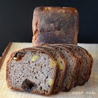 Chestnut Prunes And Cardamon Sourdough