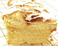 The Carboholic's Yeasted Coffee Cake
