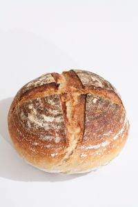 White Sourdough Boule