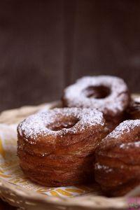 Sourdough Cronut