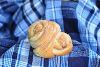 Semolina Sourdough Rolls