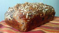 Rum Raisin And Walnuts Sourdough Loaf