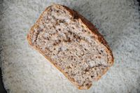 Whole Wheat Rice Bread