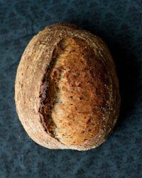 Flax & Oats Sourdough