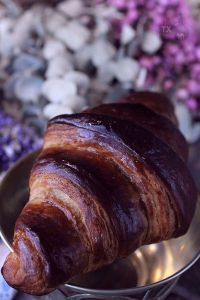 Purple Croissants