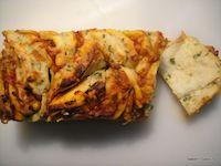 Lasagna Pull-apart Bread