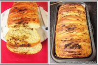 Sundried Tomato Pesto Bread