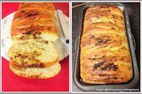 Sundried Tomato Pesto Bread