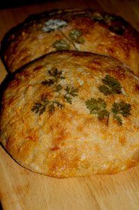Sourdough Roasted Garlic Bread