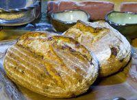 Sour Cream 100% Whole Grain Sourdough