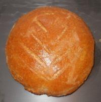 Simple Rye Loaf