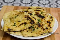 Stovetop Naan: Indian Flatbread
