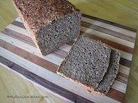 Danish Rugbr??d - Dark Rye Bread