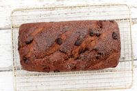 No Knead Chocolate Bread