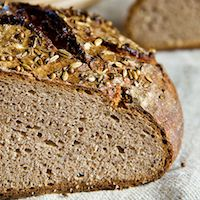 Bread With Spices (100% Rye)