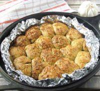 Easy Garlic N Thyme Pull Apart Bread